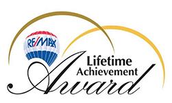 RE/MAX Lifetime Achievement logo