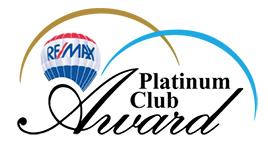 RE/MAX Platinum Club logo