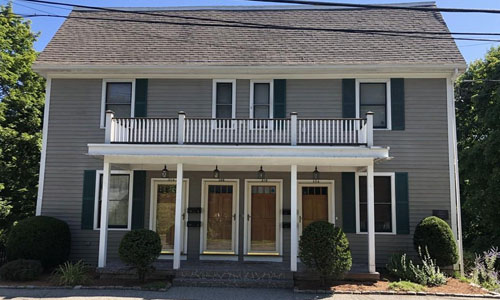 exterior view of John Damon House