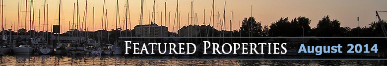 August 2014 Featured Listings