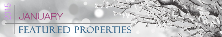 January 2015 Featured Listings