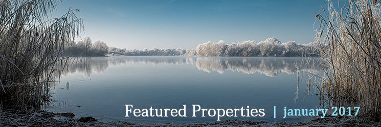 January 2017 Featured Listings