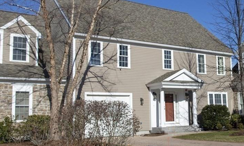 2 bedroom Townhouse for sale in Newbury, MA - 55+ Community - exterior of home shown