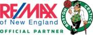 REMAX is the official sponsor of the Boston Celtics
