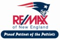 REMAX is the official sponsor of the New England Patriots
