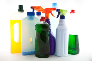 Consolidate Cleaning Supplies