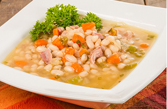 Bowl of White Bean Soup