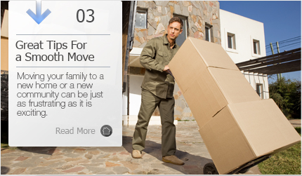 Great Tips For a Smooth Move