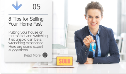 8 Tips for Selling Your Home Fast