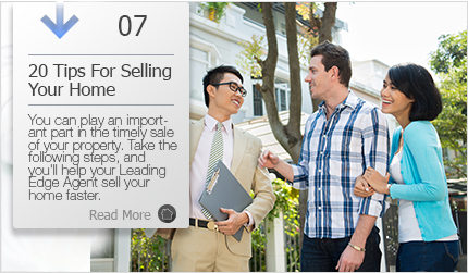 20 Tips For Selling Your Home