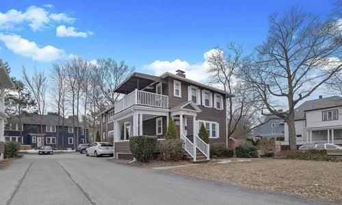 294 Cabot Street, Unit A, Newton, MA 02460