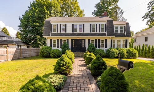 12 Morton Road Newton, MA 02459