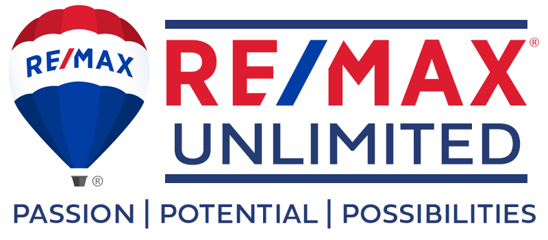 RE/MAX Unlimited RE logo