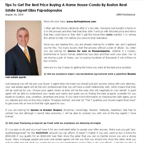 5 tips on how NOT to lose money selling your home