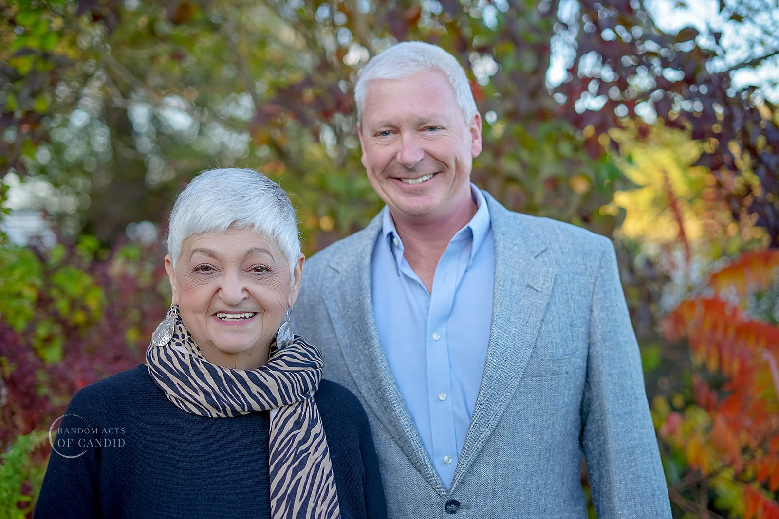 Patti Kemen and Steve Doherty