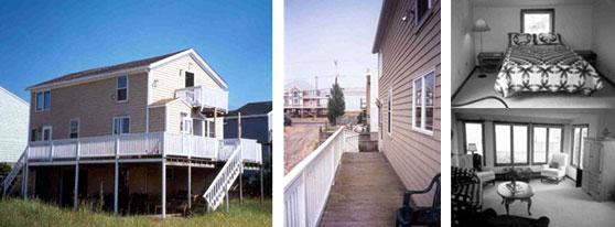 Plum Island Exterior, Deck and Interior