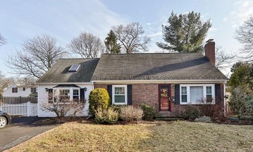 10 Stoughton Road, Dedham, MA 02026