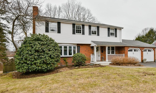 157 Scott Circle Dedham, MA 02026