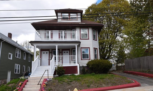 Two family home for sale in Boston