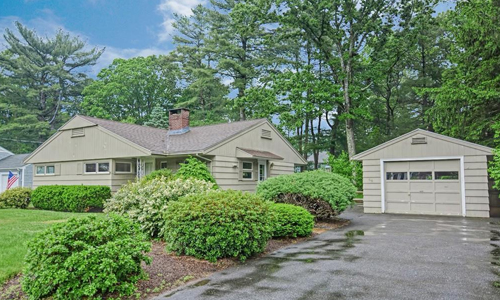 Detached Ranch for sale in North Attleboro, MA