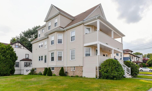 Two bedroom condo for rent in Norwood, MA