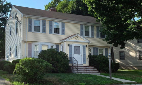 Two family home for sale in Boston, MA