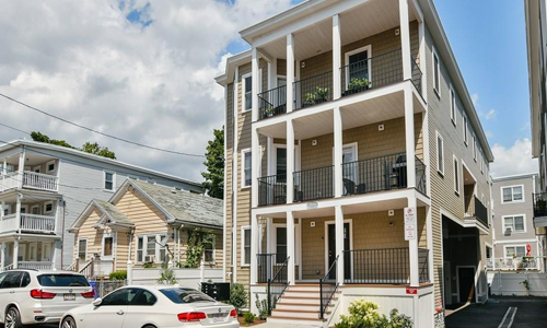 Three bedroom townhouse for sale in Boston, MA