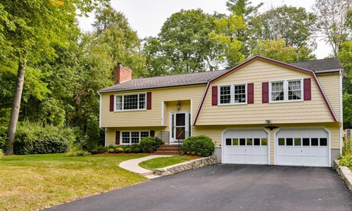 Four bedroom Raised Ranch for sale in Norfolk, MA