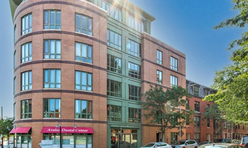 Two bedroom condo for rent in Cambridge, MA - exterior of building shown