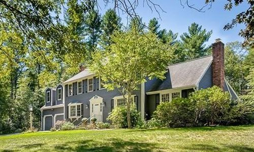 13 Saddle Hill Road, Hopkinton, MA 01748
