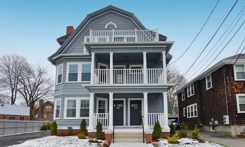 771 Blackstone Blvd, Unit#1 East Side Of Providence, RI 02906