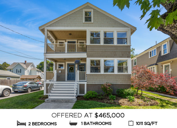 Featured Home for Sale - 21 Brookledge Road, Unit 2, Melrose  MA