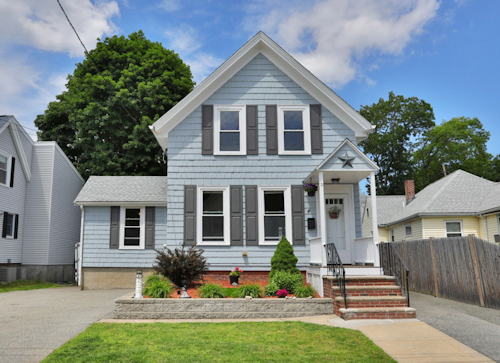 Featured Home for Sale - 4 Swains Pond Ave, Melrose MA