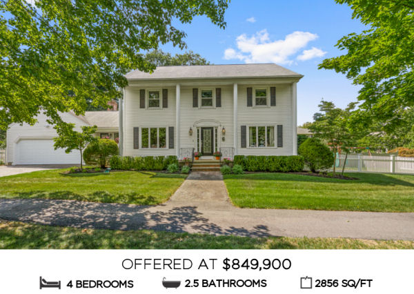 Featured Home for Sale - 6 Tobey Lane, Wakefield MA