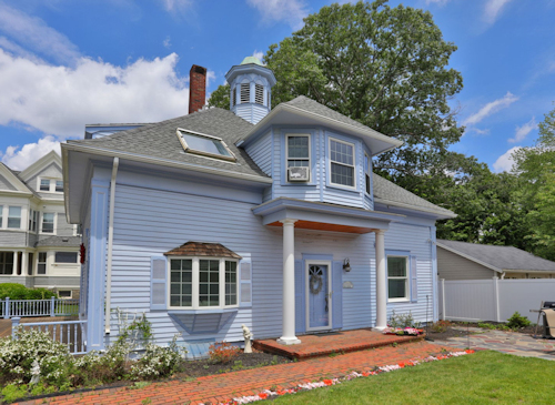 Featured Home for Sale - 9 Orient Ave, Melrose MA