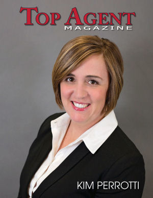 Kim Perrotti Top Agent Magazine Cover
