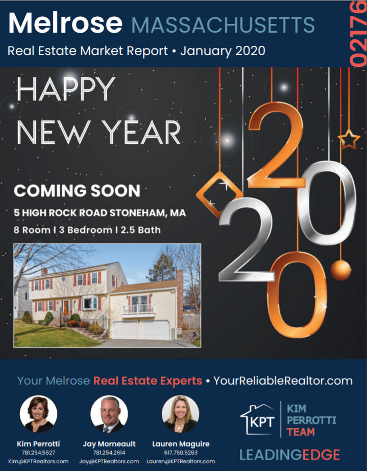 Melrose MA Market Report - January 2020