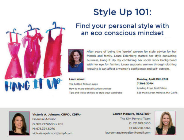 Style Up 101: Find Your Personal Style with an Eco Conscious Mindset