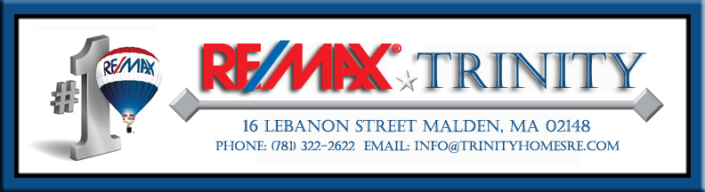 RE/MAX TRINITY Malden Ma Homes for sale in the greater Boston area