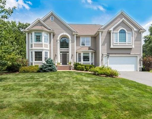105 Thistle Road, North Andover, MA 01845