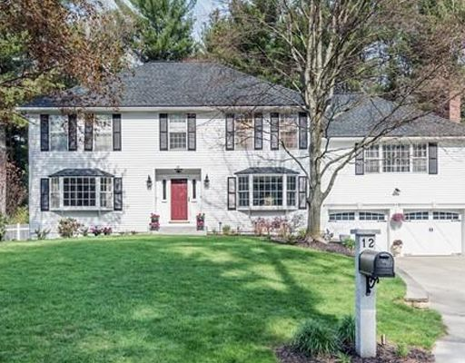 12 Blackberry Lane, Andover, MA 01810
