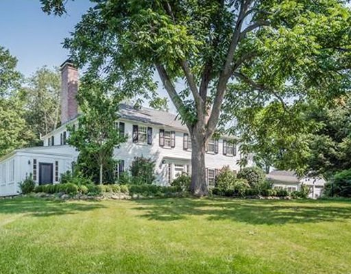16 West Knoll Road, Andover, MA 01810