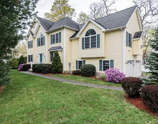 93 Putnam Road, North Andover, MA 01845