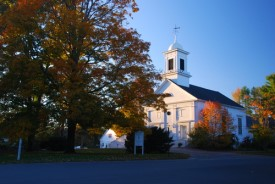 Boxford First Congregational Church - photo compliments of AConstan