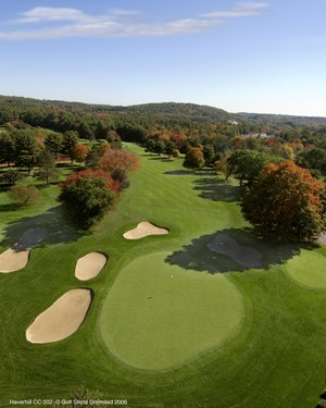 photo compliments of Haverhill Country Club