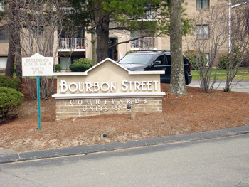 Bourbon Street Courtyard Condos, Peabody, Massachusetts