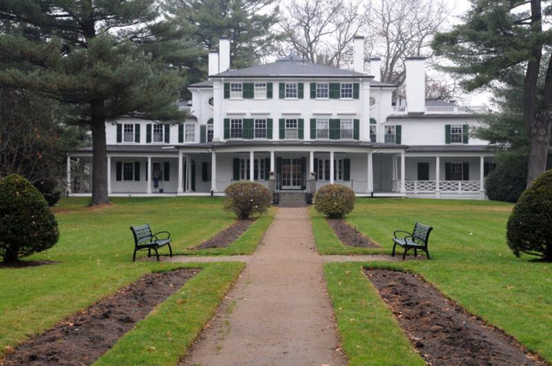 The Endicott Mansion at Glen Magna in Danvers