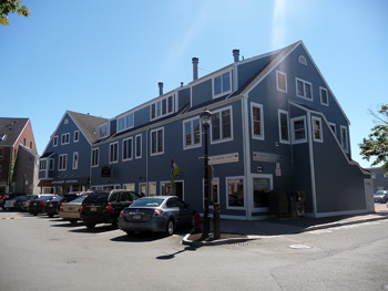 Pickering Wharf Condos, Salem, Massachusetts