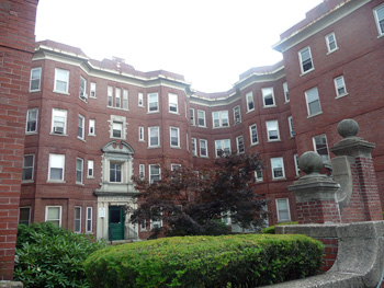 Temple Court Condos, Salem, Massachusetts