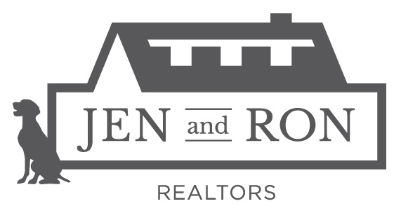 Jen and Ron team logo